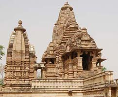 Holiday In Khajuraho
