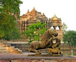 Khajuraho Trip