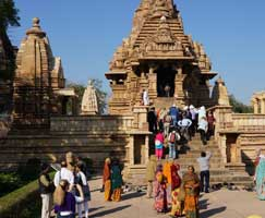 Khajuraho Honeymoon Trip