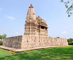 Honeymoon In Khajuraho
