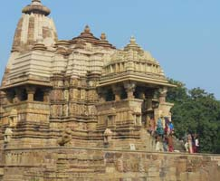 Khajuraho Package Tour